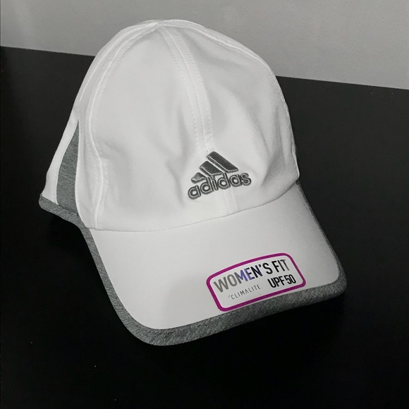 ccedd7a183a Adidas climalite SPF 50 women s fit hat